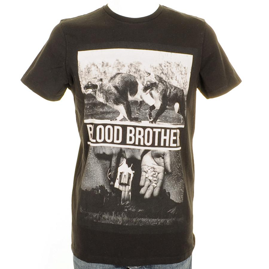 Blood Brother Graphical T Shirts