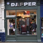 Front of Dapper Men
