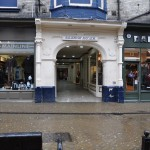 Mainline Menswear and Dapper Men Either Side of Salisbury Arcade