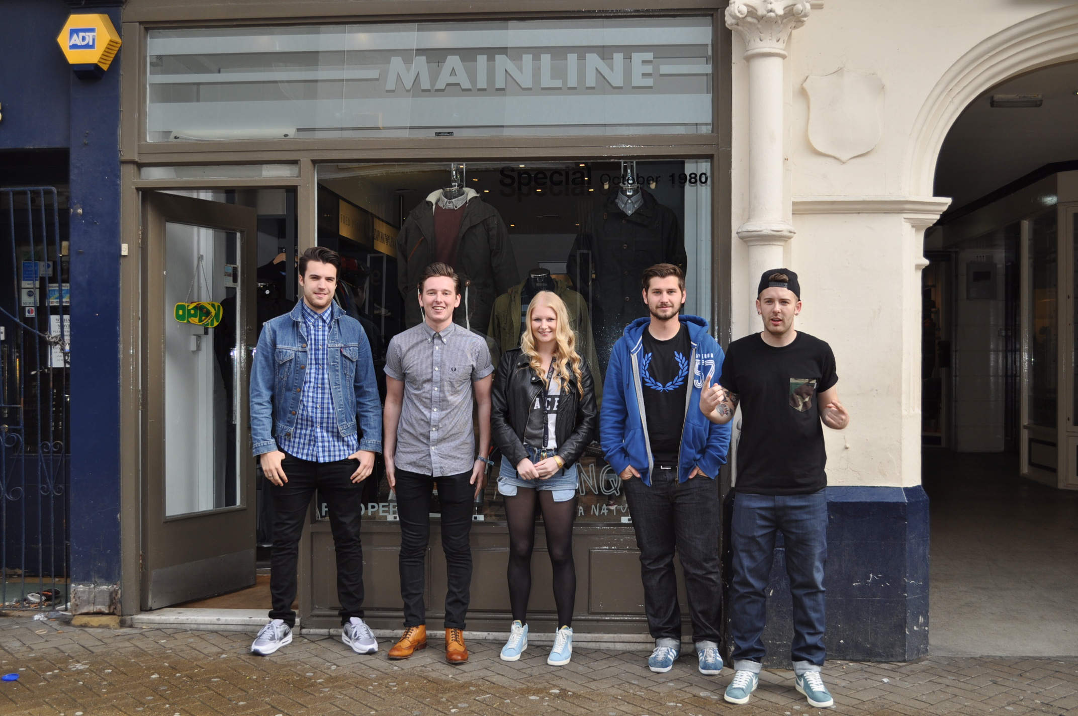 7613cabbe21a The Team at Mainline Menswear and Dapper Men Stores
