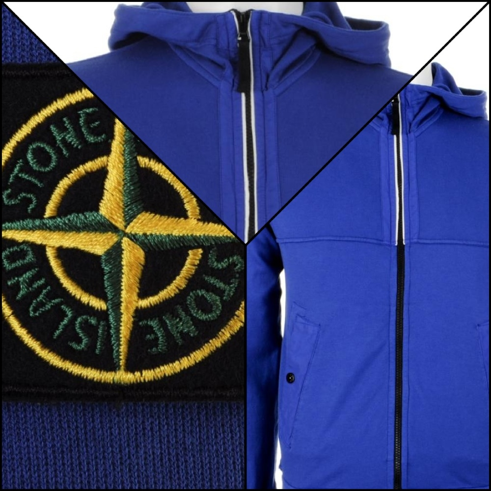 Product of the Week Stone Island Hooded Jumpers at Mainline Menswear