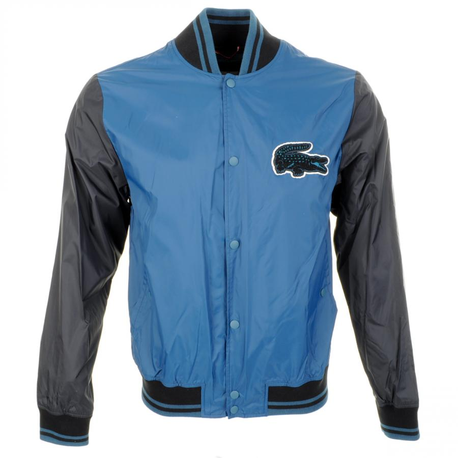 lacoste live taffeta bomber jacket product of the week