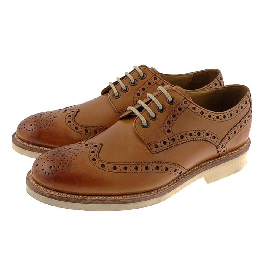 Oliver Sweeney Parham Brogues Available at Mainline Menswear