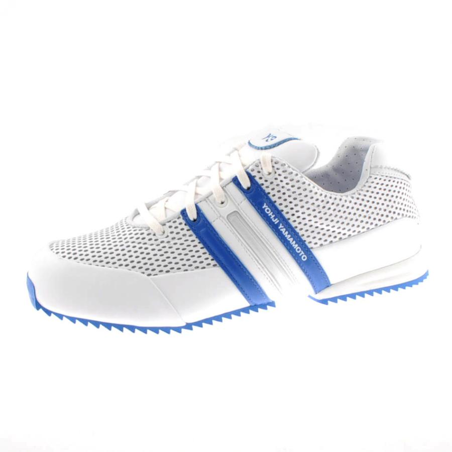 Y3 Sprint Trainers in White at Mainline Menswear