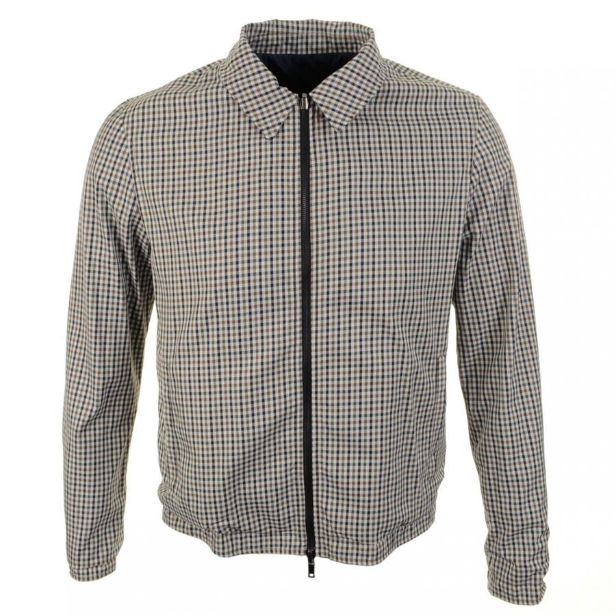 Aquascutum Reversible Jacket at Mainline Menswear