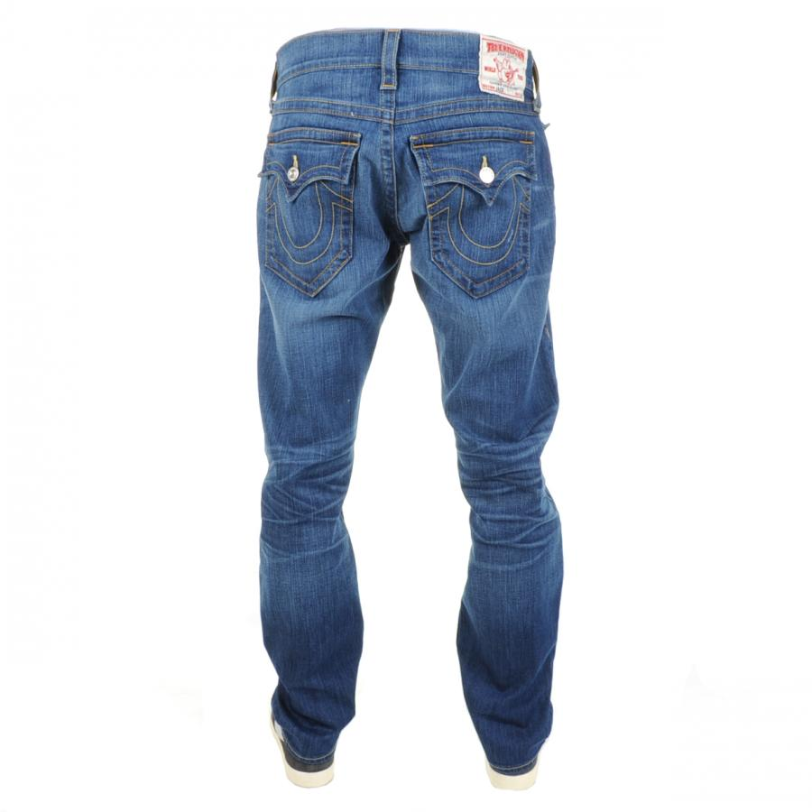 True Religion Brand Jeans at Mainline Menswear
