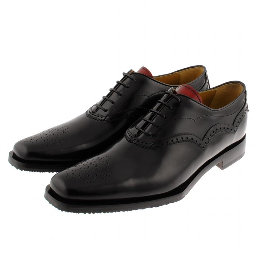 Oliver Sweeney Picolit Oxford Brogues in Black