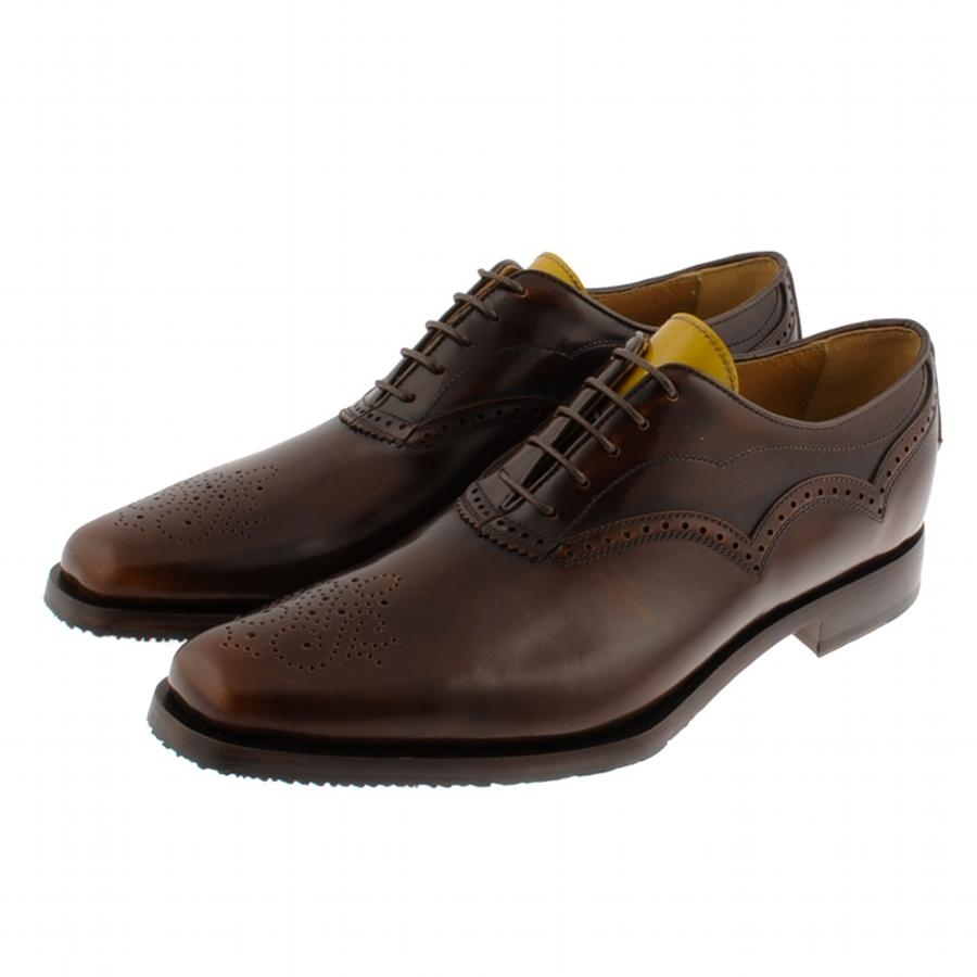 Oliver Sweeney Picolit Oxford Brogues in Brown
