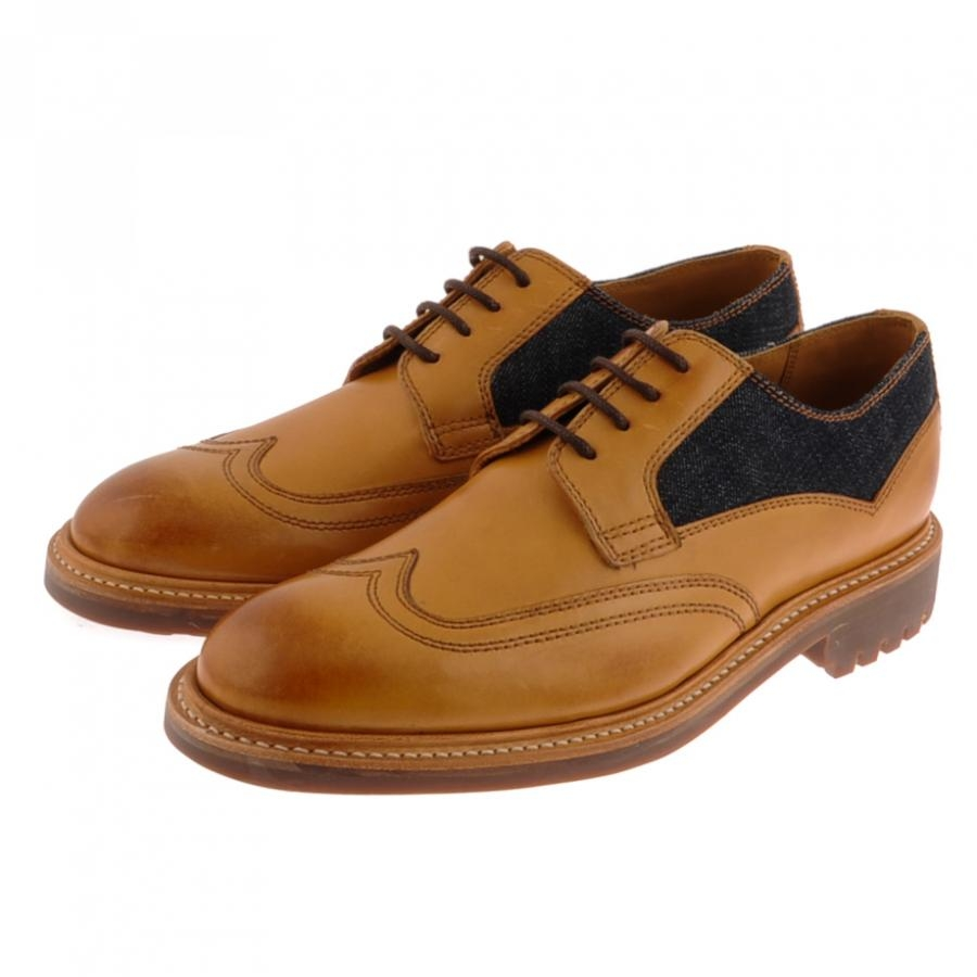 Oliver Sweeney Tunstall Brogue in Light Tan