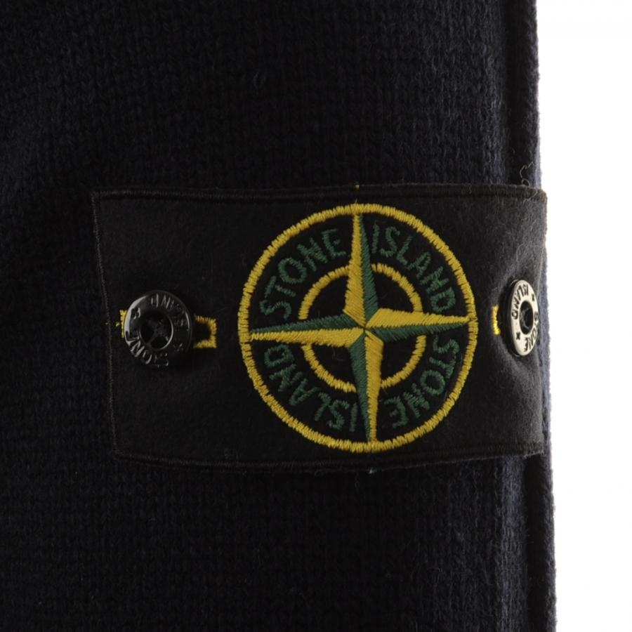 Signature Stone Island Badges at Mainline Menswear