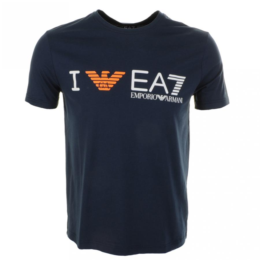 EA7 Graphic t-shirt at Mainline Menswear