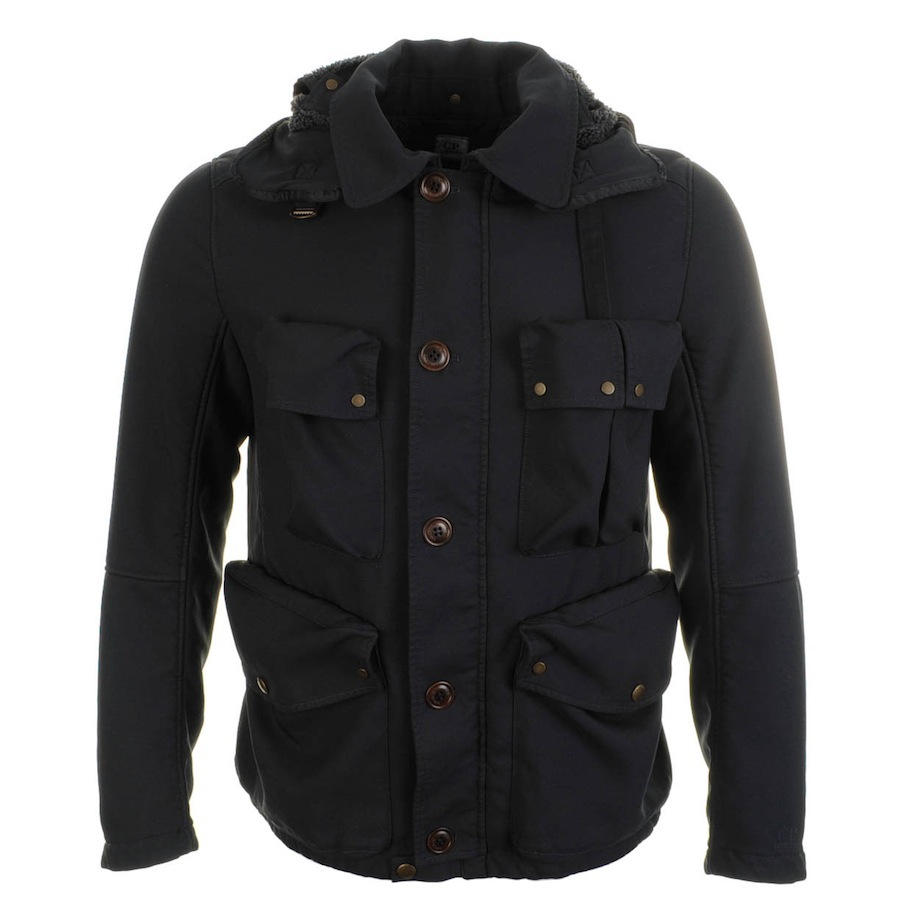 CP Company Goggle Hooded Jacket at Mainline Menswear