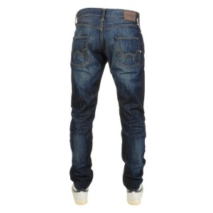 Edwin ED55 Relaxed Jeans Rodeo Blue