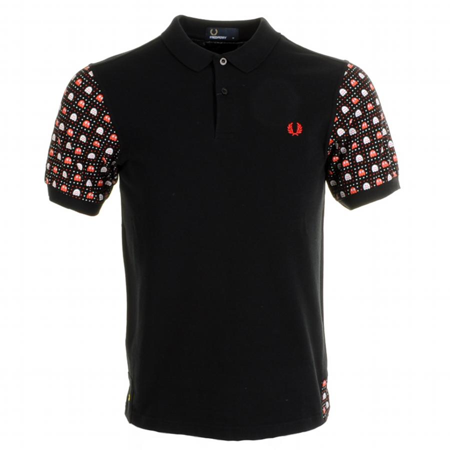 Fred Perry Pac Man
