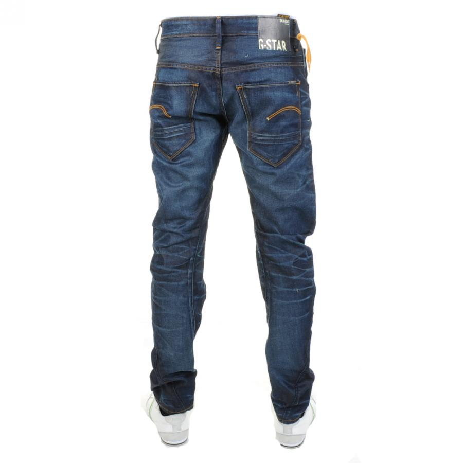 star raw arc 3d slim jeans dark aged denim mainline menswear blog. Black Bedroom Furniture Sets. Home Design Ideas