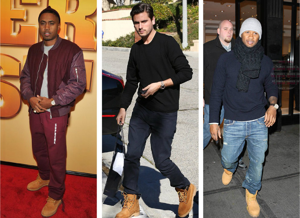 Timberland boots are available at Mainline Menswear