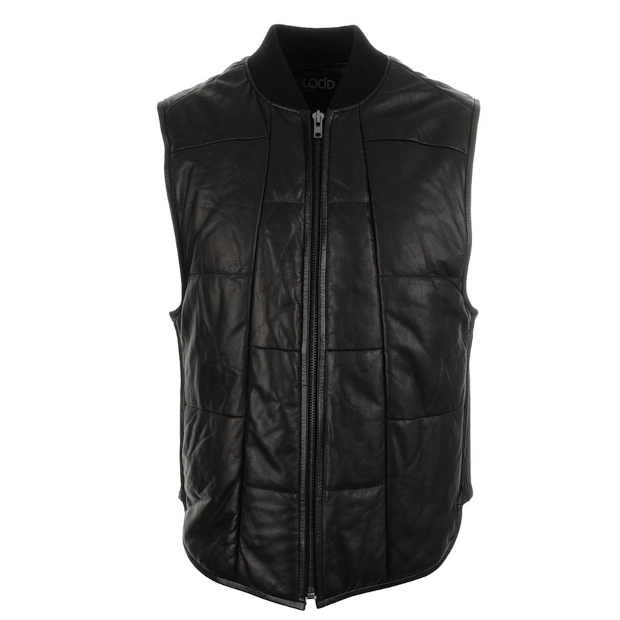 blood brother gilet at Mainline Menswear