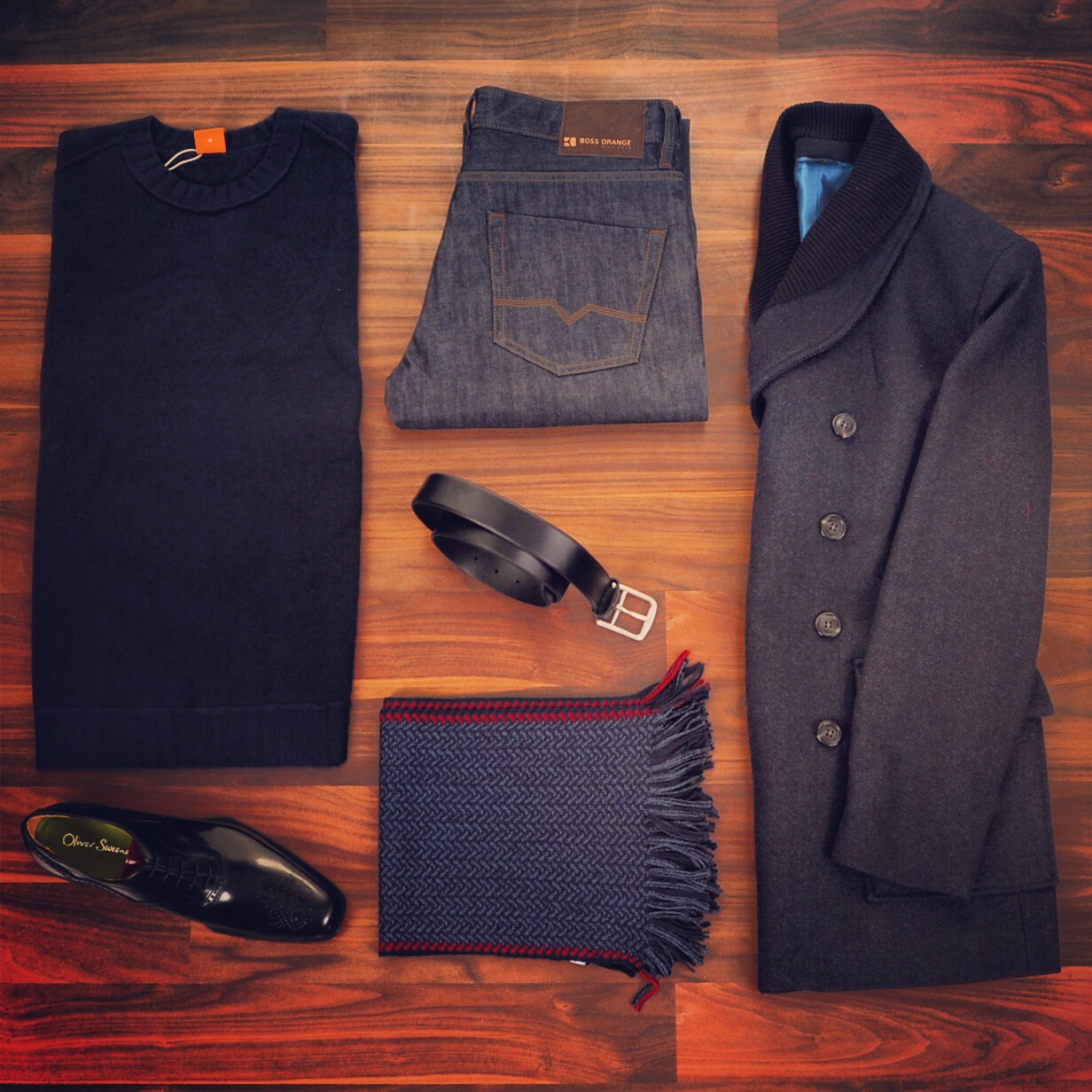 Mainline Menswear 50s Outfit