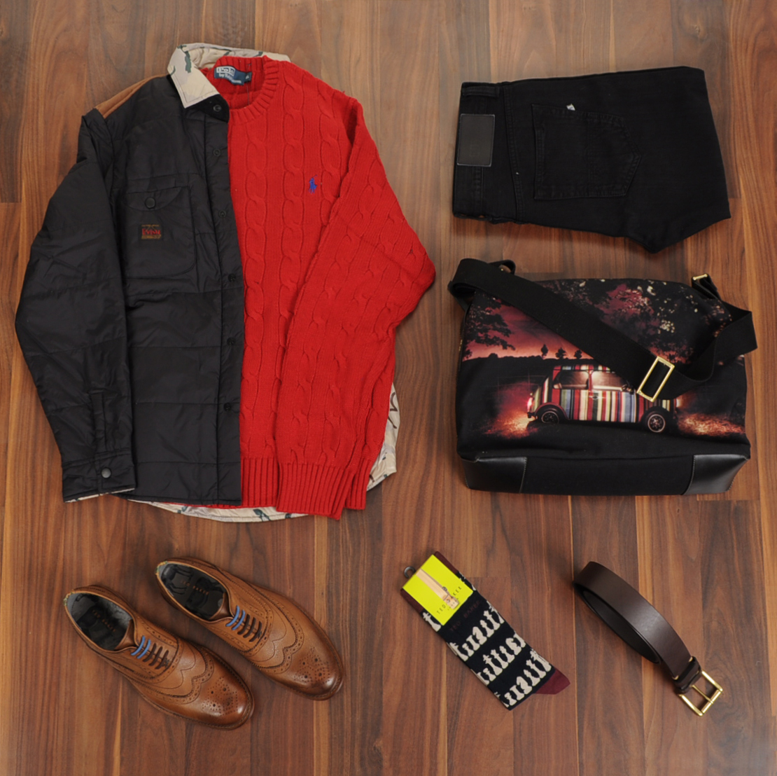 Mainline Menswear 40s Outfit