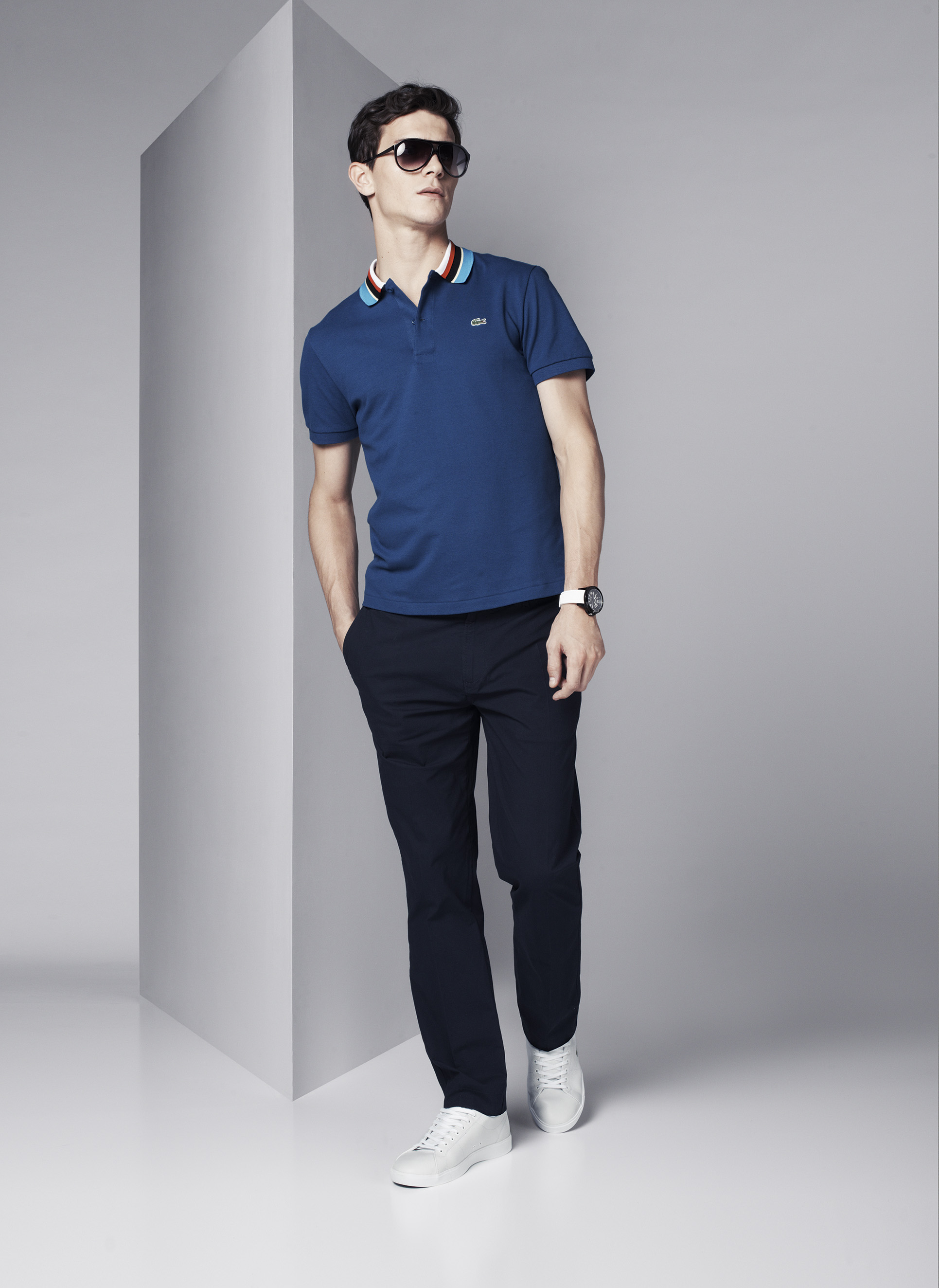 lacoste menswear age mens clothing designer ss14 history mainline mainlinemenswear