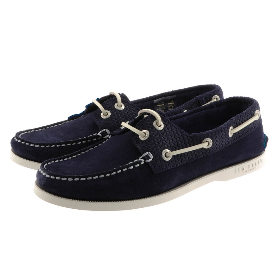 boat shoe ted baker