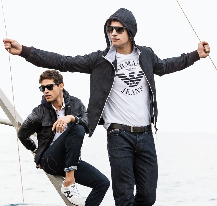 Brand Focus Armani Jeans Style Guide