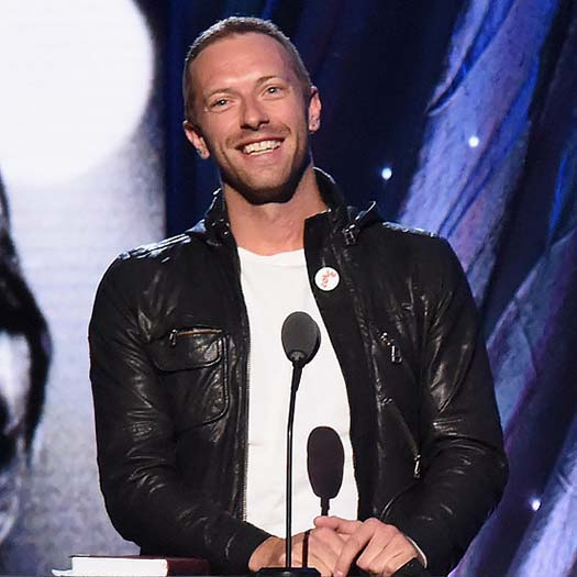 Chris martin leather