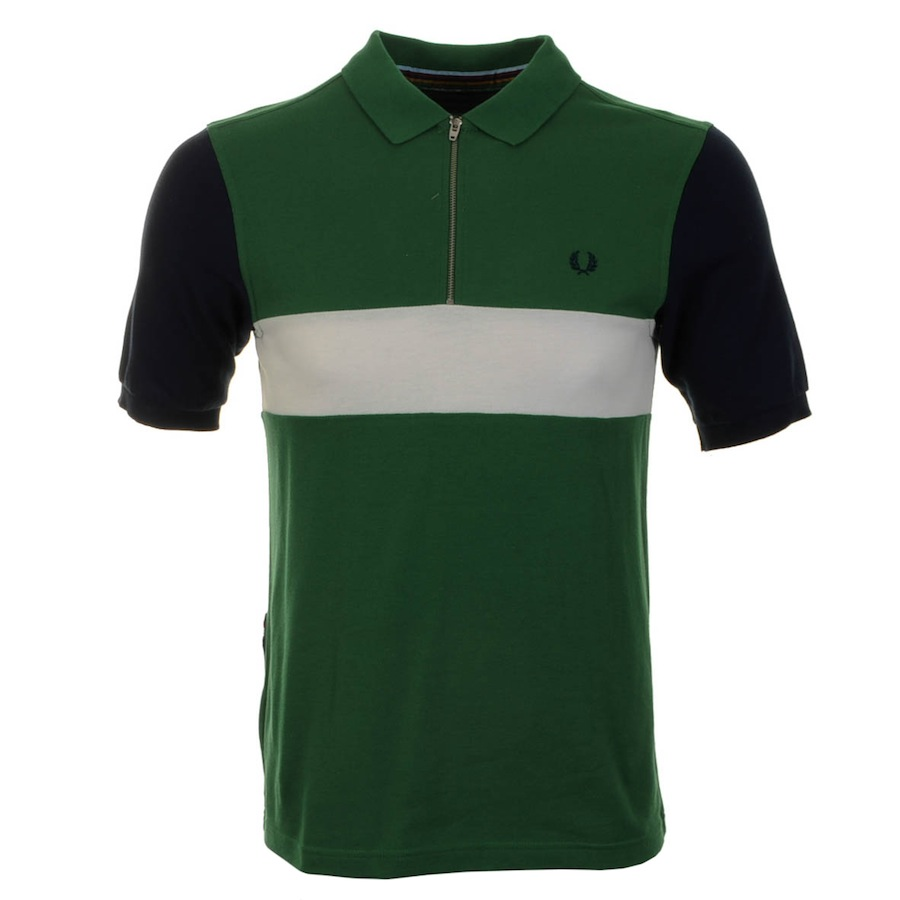 Fred Perry Green Polo