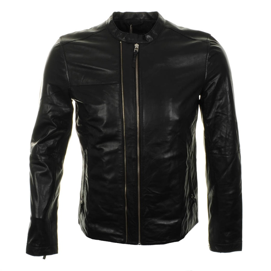 Sturridge Leather Jacket