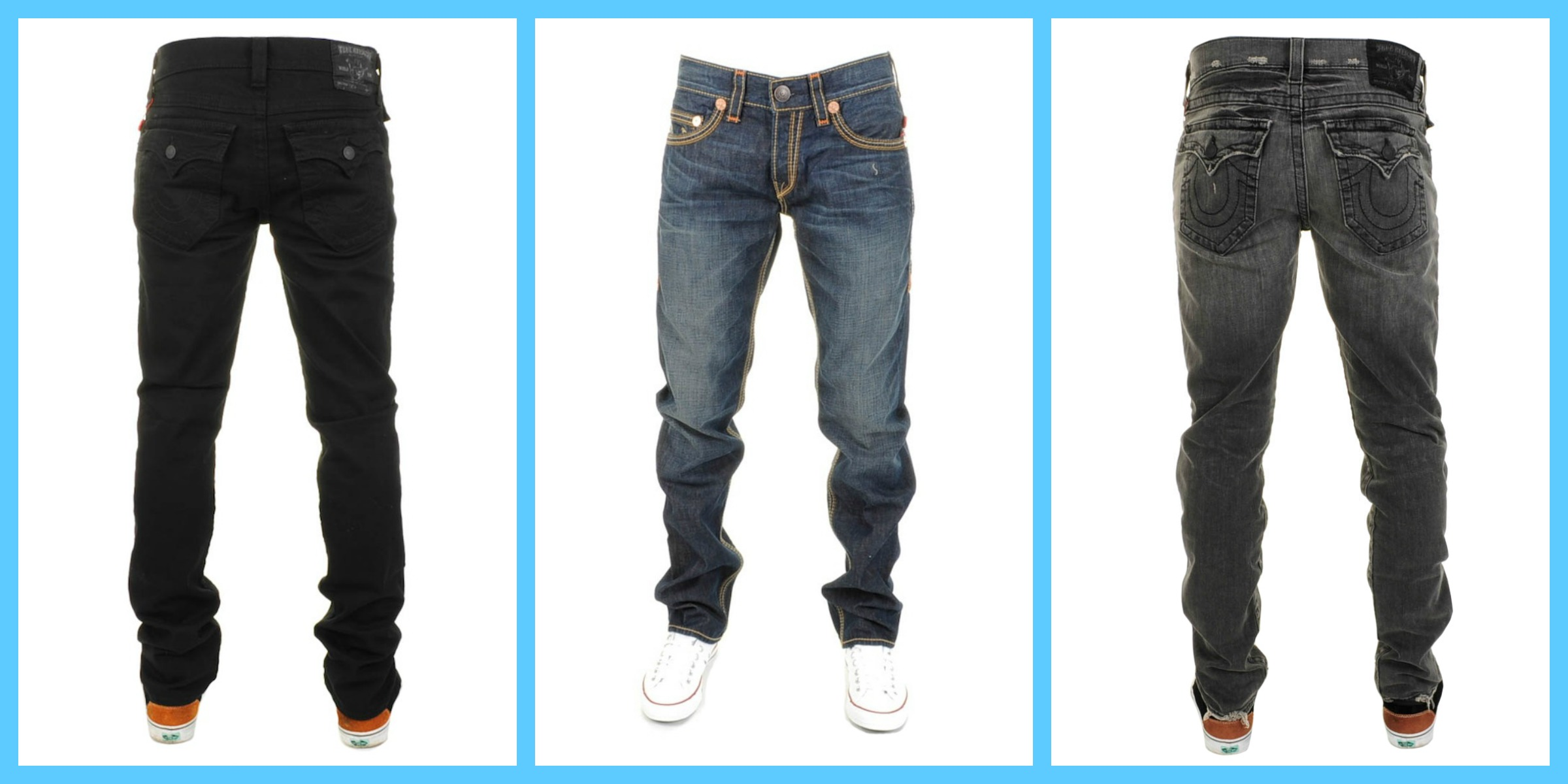 True Religion Jeans collection