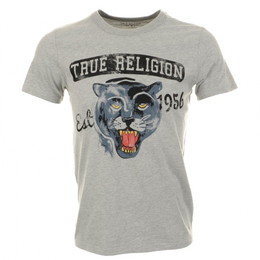 True Religion Panther T-shier