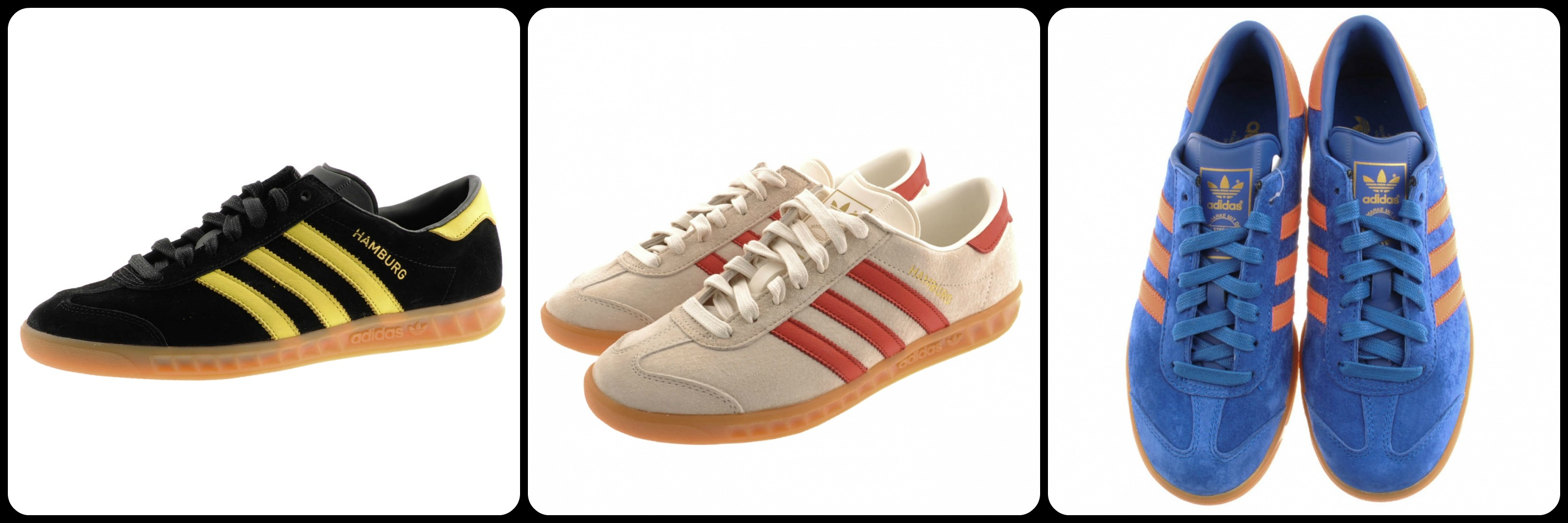 exquisite style look for classic styles The Story behind - adidas Original's Hamburg