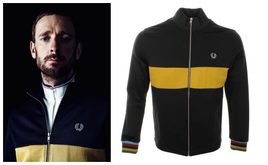 Bradley Wiggins New Track Top