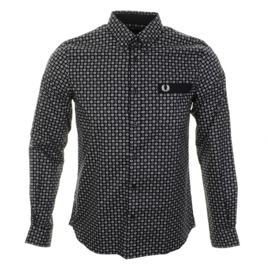 Fred Perry Drakes Shirt