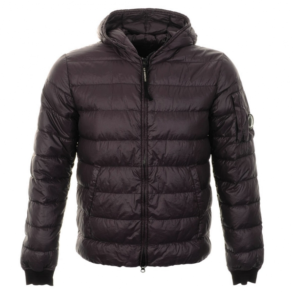 CP Company hooded puffer jacket