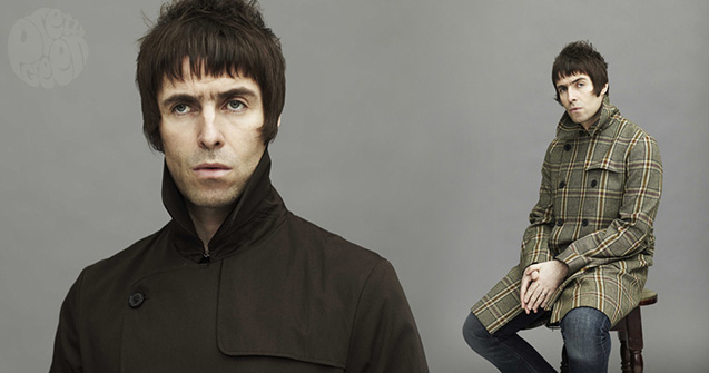 Liam Gallagher overcoat