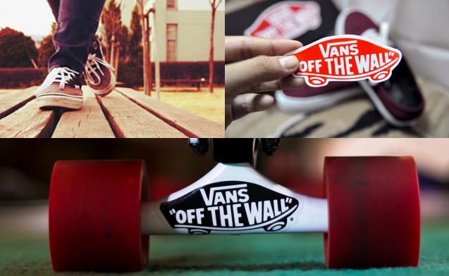 Vans Off the Wall Lifestyle