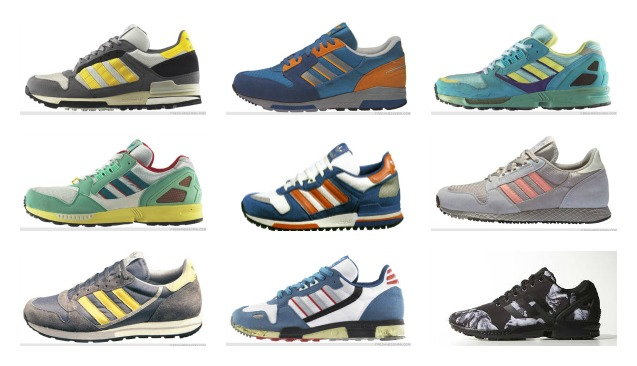 Adidas zx shoes :