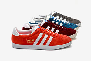 Urban outfitters Adidas Gazelle 2 Outdoor Sneaker in Green for Men