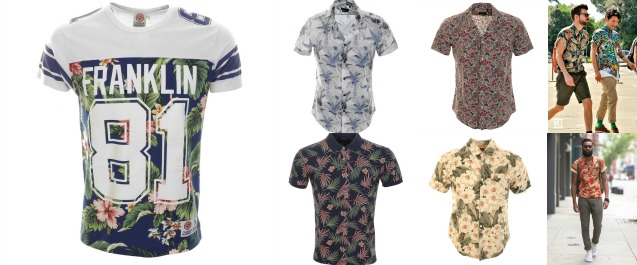 get the floral look