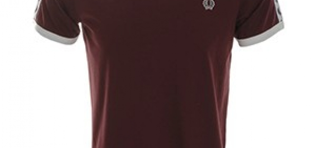 Fred Perry SA red t