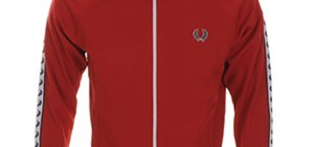 Fred Perry SA red top