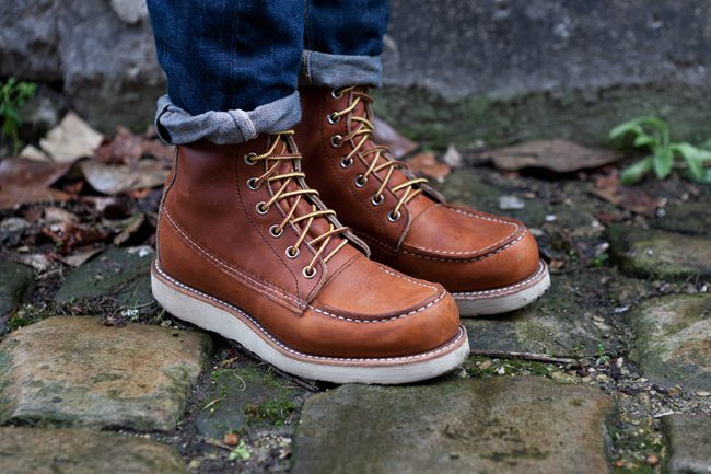 Brand Focus Red Wing Shoes Mainline Menswear Blog