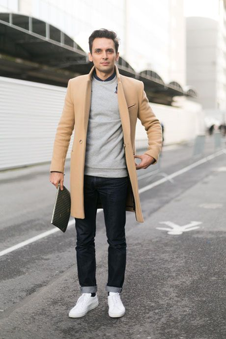 Casual Overcoat