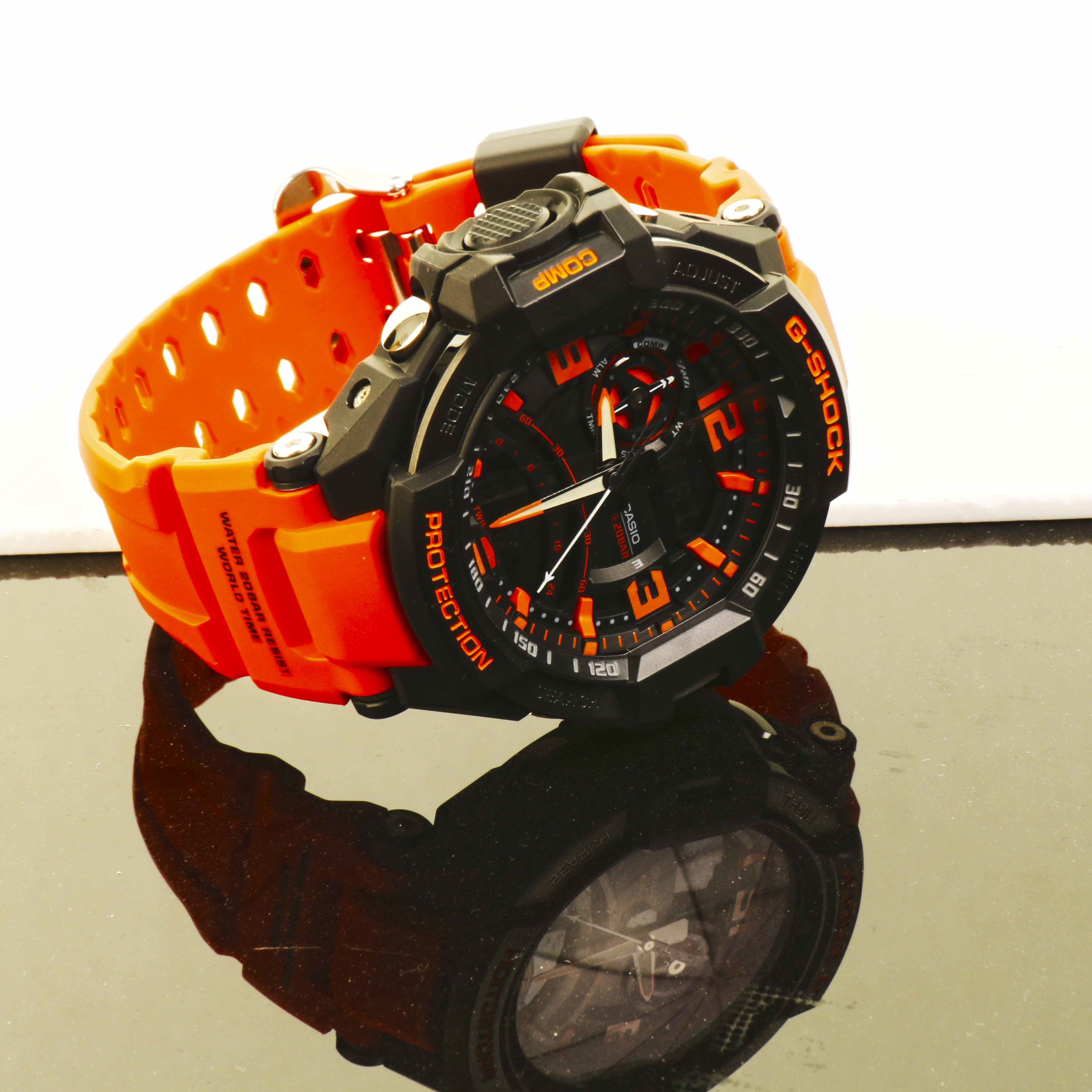 Introducing casio g shock mainline menswear blog for Watches g shock