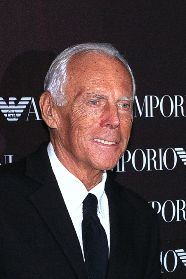 The History of Armani | Mainline Menswear Blog Giorgio Armani