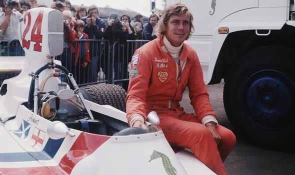 James Hunt Belstaff Collection
