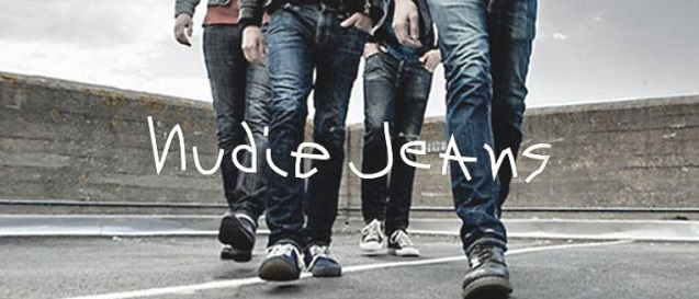 This is Nudie Jeans