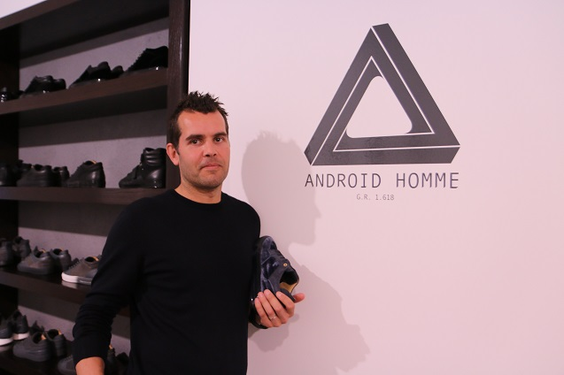 Jewellery for the feet – the story behind Android Homme
