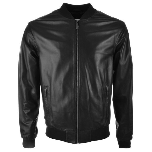 How to style men's leather jackets | Mainline Menswear Blog
